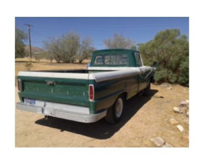 Looking for vintage pick-up truck for music video shoot 6/8-6-9 pays $200