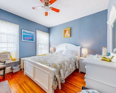 Family-friendly Suite Near the Ocean W/partial A/c, Free Wifi, & Outdoor Shower - Ocean City