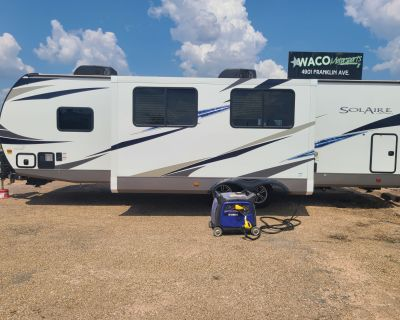 2021 forrest river mfg Palomino solaire GT3 M-258RBSS Camper Waco, TX