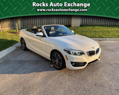2019 BMW 2 Series 230i xDrive Convertible