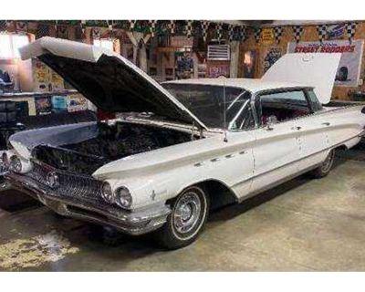 1960 Buick 4-Door Hardtop