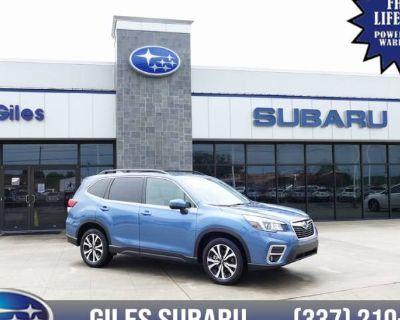 2020 Subaru Forester 2.5i Limited