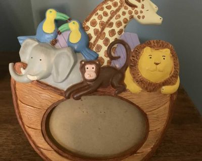 Noah s Ark Picture Frame