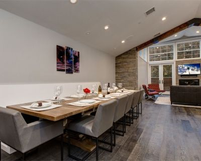 Abode at First Chair | NEW RENOVATION! | Modern Luxury | Walk to Town Lift/Main Street - Downtown Park City