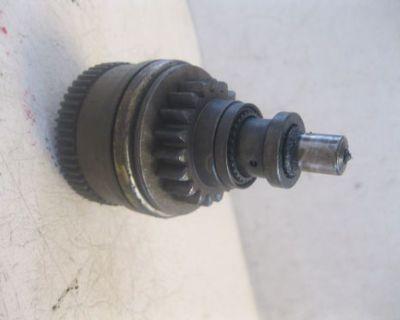 26e16 Yamaha Wave Runner 3 650 1992 Starter Bendix 6m6-8183e-00-00
