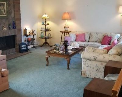 Super clean very nice Walnut estate sale Full House