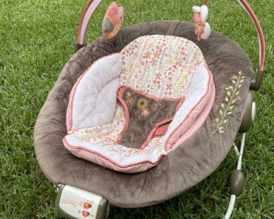 Bouncy Seat for girl