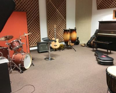 Locations for film Home Interiors, Music Studio and Dance, Long Beach, CA