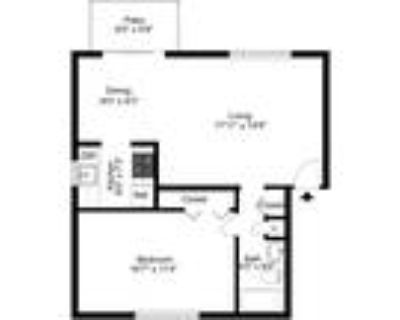 Georgetown Apartments - 1 Bedroom Apartment - North
