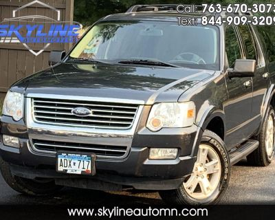Used 2010 Ford Explorer XLT 4.0L 4WD
