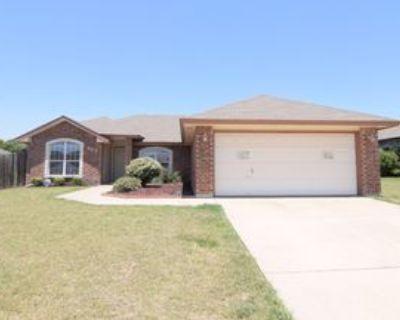 407 Abu Bakar Dr, Killeen, TX 76542 3 Bedroom House
