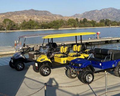 Golf Cart Rentals.