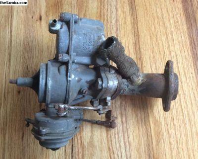Solex, 32 PDSIT-2, Carburetor, Made in Germany