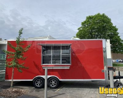 2020 - 20' Never Used Pizza Concession Trailer / NEW Mobile Pizzeria