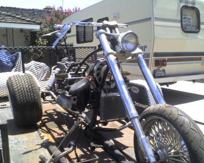 Vw trike mid engine trike trade