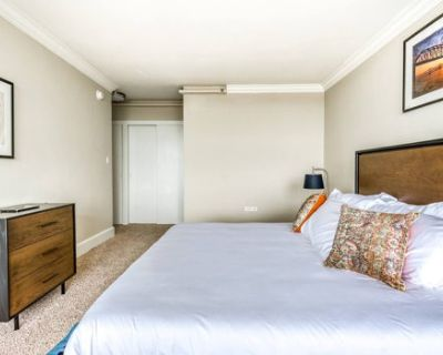 Two Bedroom Apartment with King and Queen Beds