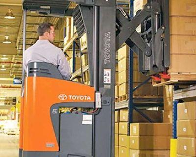 Enroll in Our Forklift Certification program in Ottawa - ProSAP