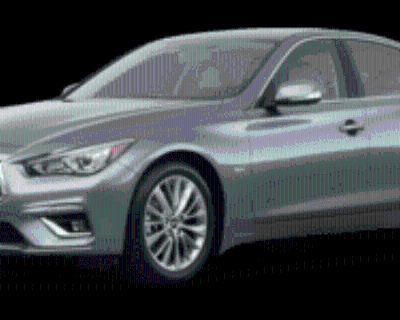 2018 INFINITI Q50 3.0t LUXE AWD