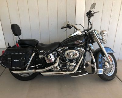 2008 Harley Davidson heritage soft tail