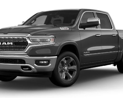 New 2021 RAM 1500 With Navigation