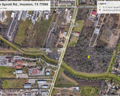 16.72 Vacant Land on Synott Rd, SW area