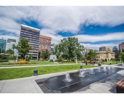CENTRAL MEMORIAL PARK_SWIMMING POOL GYM SAUNA - Downtown Calgary