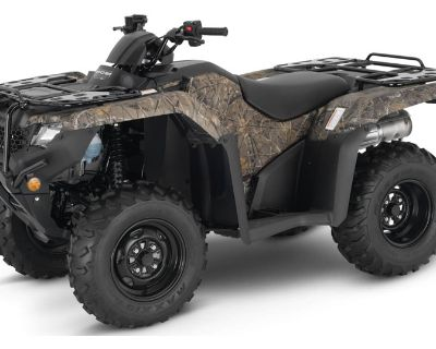 2021 Honda FourTrax Rancher 4x4 ATV Utility Sumter, SC