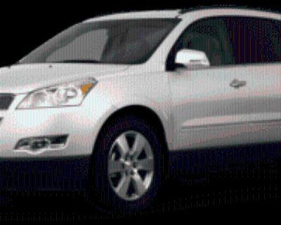 2011 Chevrolet Traverse LTZ