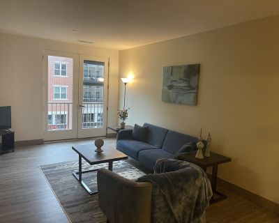 Attractive Mass Ave Apartment. Food and Steps Away - Mile Square