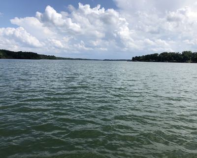 Lakefront Home On Lake Hartwell - Townville