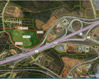 Interchange Development Acreage, I-75 at Exit 11, Ooltewah TN