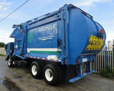 2006 Peterbilt 320 McNeilus Front Loader Garbage Truck