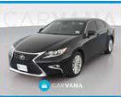 2018 Lexus ES Black, 36K miles