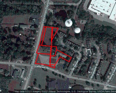 3.5+ acres at hard corner in Middletown, OH