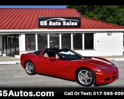 Used 2005 Chevrolet Corvette Base