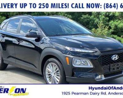 2020 Hyundai Kona SEL Plus