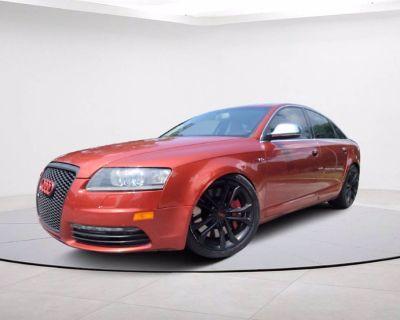 2011 Audi S6 Prestige