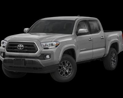 New 2022 Toyota Tacoma SR5 Rear Wheel Drive InTransit