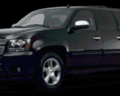 2012 Chevrolet Suburban LTZ