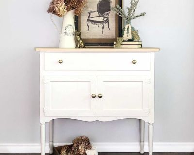 Sideboard coffee station entertainment console