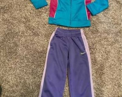 3T Nike and Under Armour