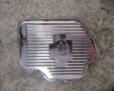 Other Parts - Chevrolet: Transmission Pan