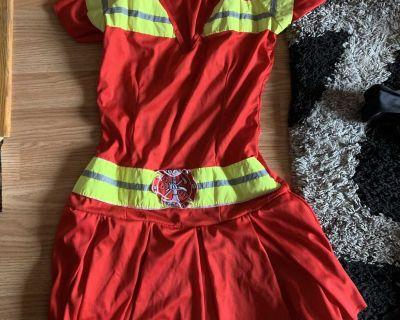 Firefighter dress