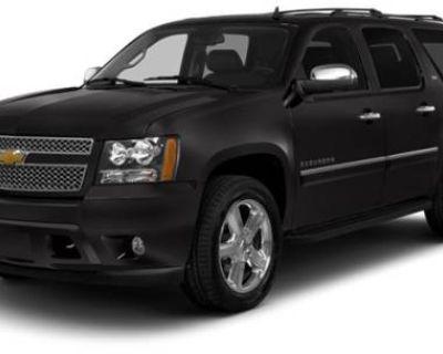 2014 Chevrolet Suburban LTZ