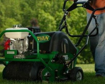 2021 Fall Core Aerating, Core Aeration, Core Aerate (Greater Charlotte)