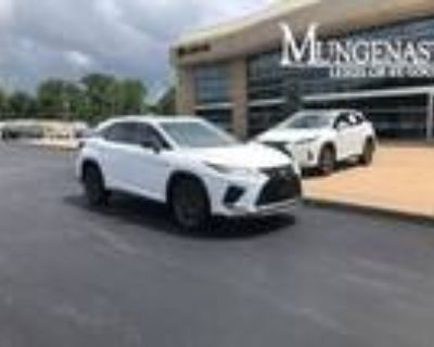2021 Lexus RX 350 F Sport