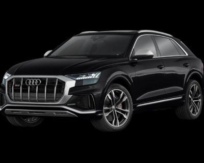 New 2021 Audi SQ8 All Wheel Drive SUV