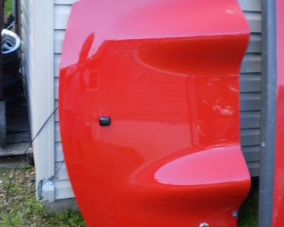 RARE PONTIAC Trunk Hatch Tailgate Convertible Without Spoiler 06 10 SOLSTICE OEM