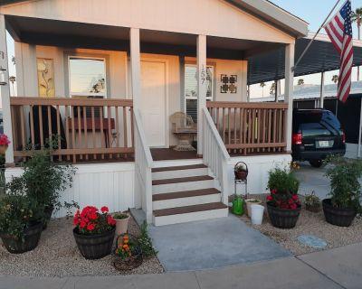 Mobile home in sunny Mesa Arizona - Mesa