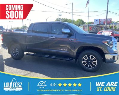 Pre-Owned 2021 Toyota Tundra 4WD Limited 4WD Crew Cab Pickup